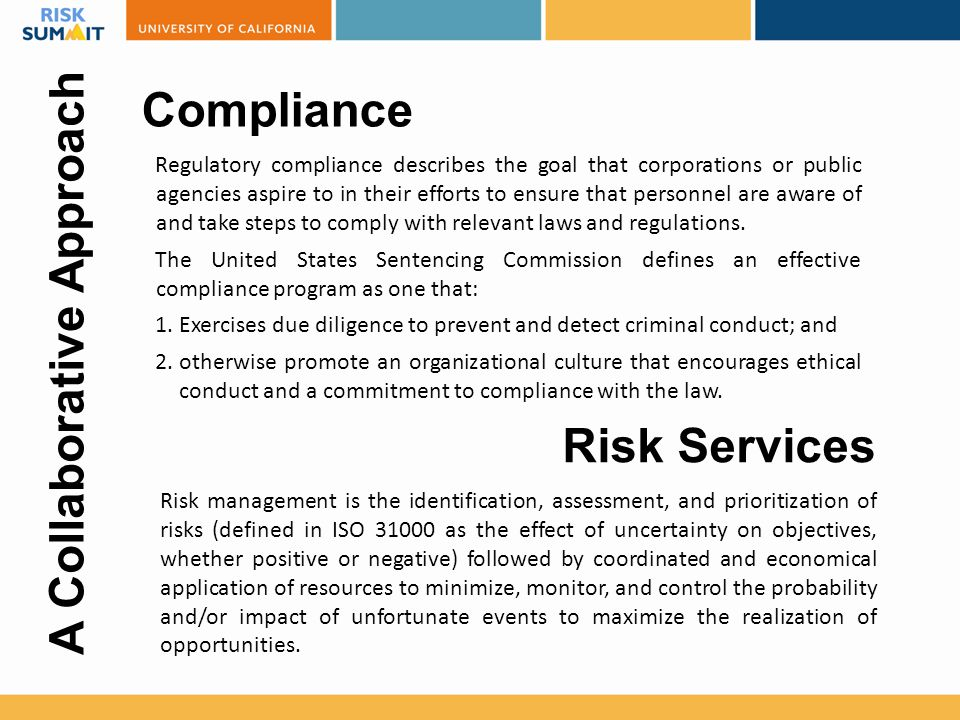 Regulatory compliance describes the goal that corporations or public agencies aspire to in their efforts to ensure that personnel are aware of and take steps to comply with relevant laws and regulations.