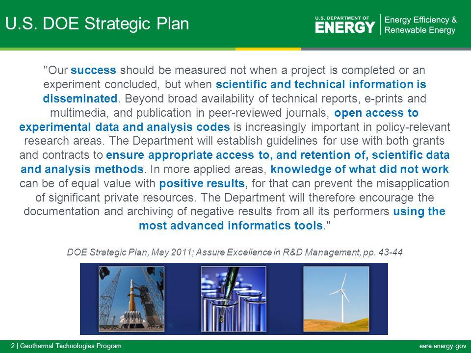 13   Geothermal Technologies Programeere.energy.gov Step 2.