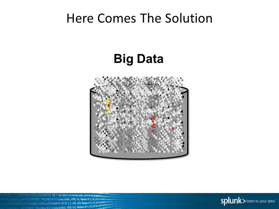 Here Comes The Solution 8 Big Data