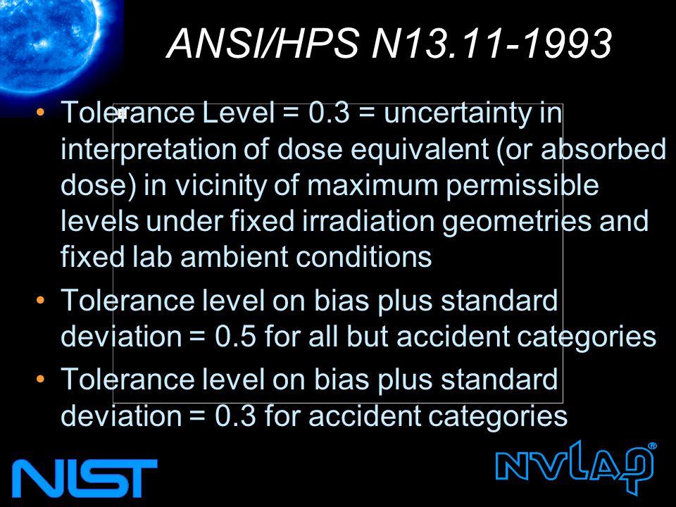 ANSI/HPS 13.11-1993