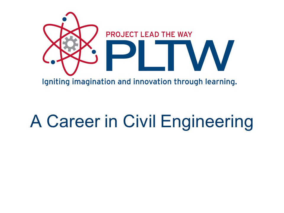 A Career in Civil Engineering