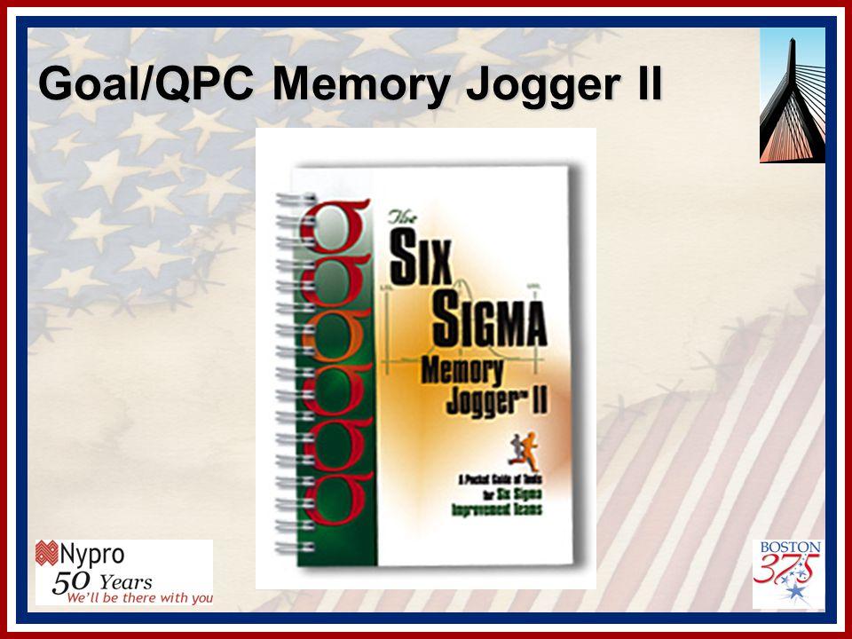 Goal/QPC Memory Jogger II