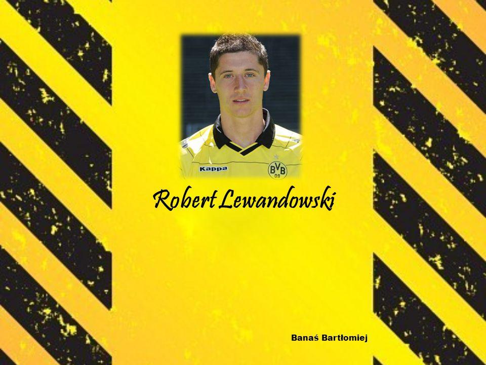 Robert was born August 21, 1988.Polish football player.