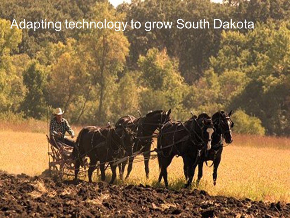 Adapting technology to grow South Dakota