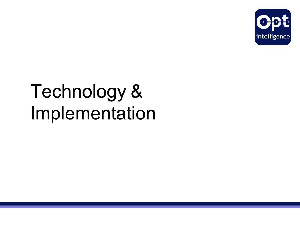 Technology & Implementation