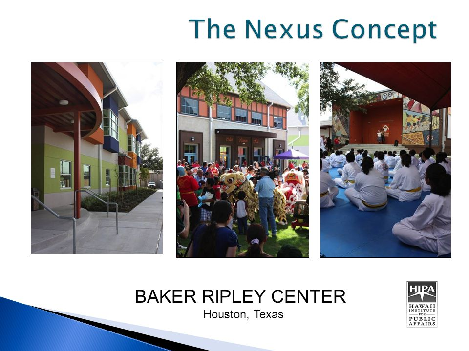 BAKER RIPLEY CENTER Houston, Texas