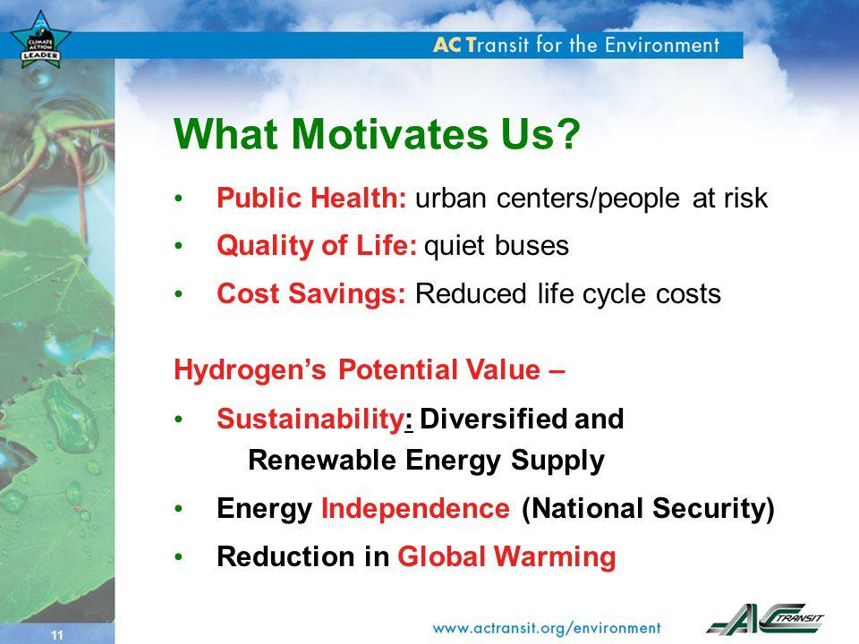 11 What Motivates Us.