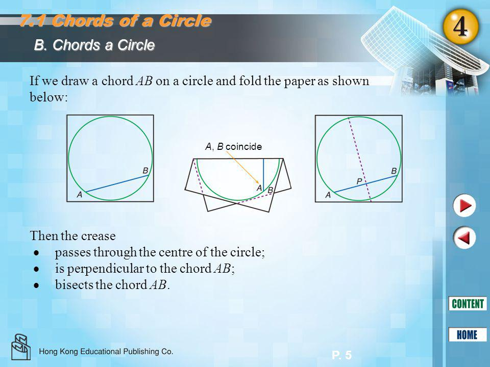 Follow-up 7.2 Solution: In the figure, O is the centre of the circle.
