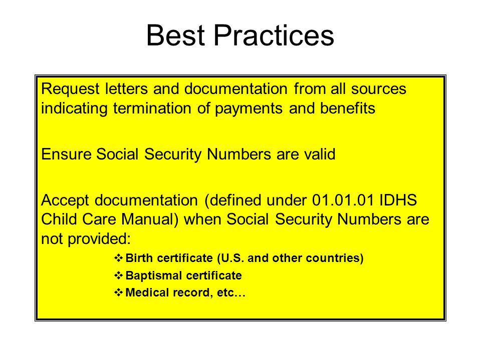 """Best Practices ask if the client has received any """"Non- exempt Income"""" Include all non-exempt income received by a family in the income calculation. N"""