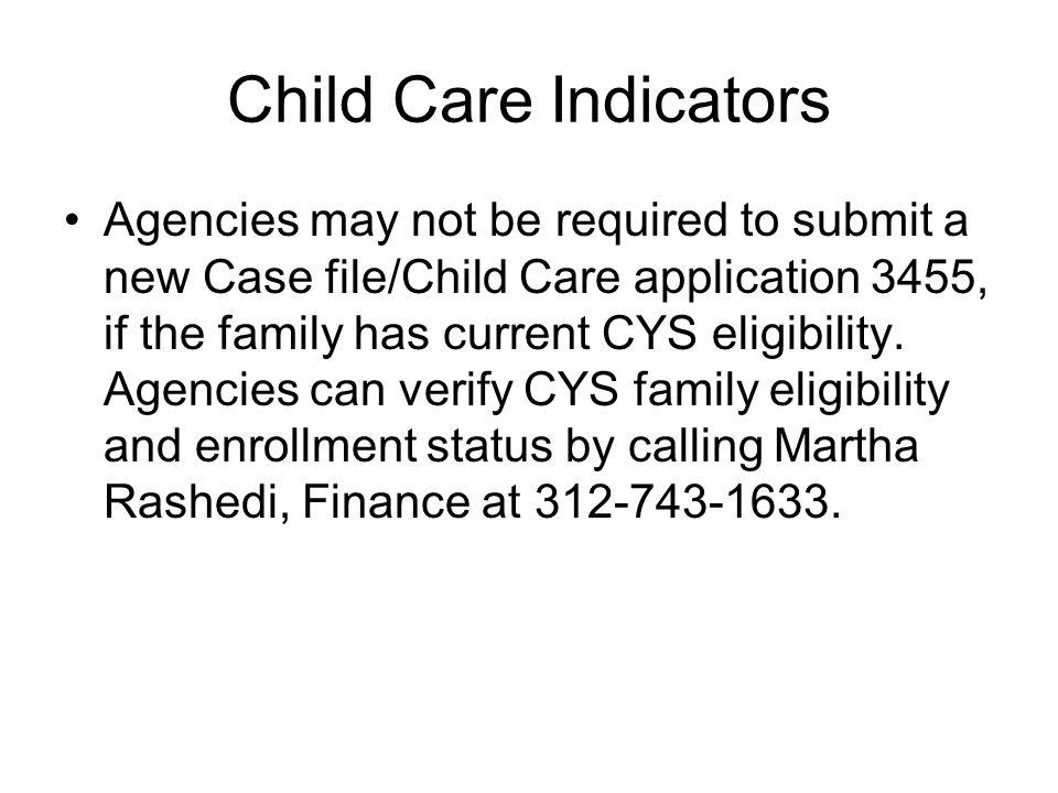 CYS Delegate Agency Transfer to another CYS Delegate Agency COPA does not allow access to a family file if child/ren are still enrolled at another agency.