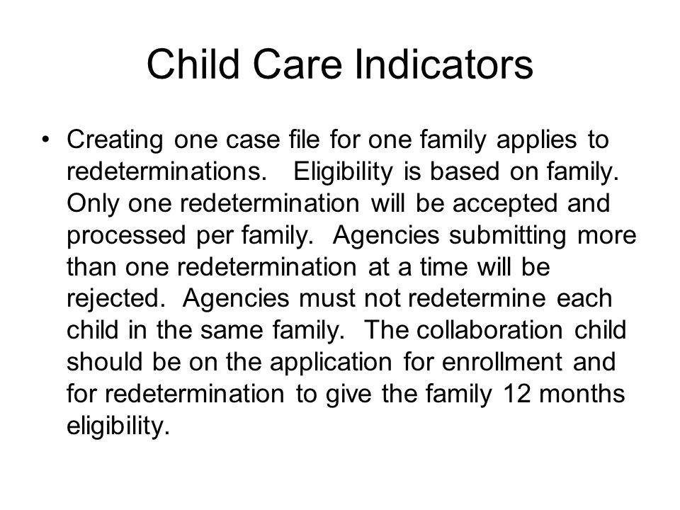 IMEDGE CASE FILES Agencies must create one IMEDGE case file per family e.g.