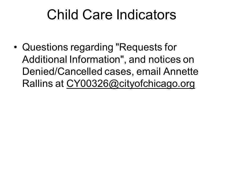 COPA Problems with Activity numbers and Program models in COPA email La Tasha White-Grey at cy00515@cityofchicago.org or call 312-743-2084.