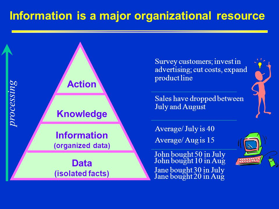 Limitations of Data File Systems â Worked adequately if data collection needs were relatively small.