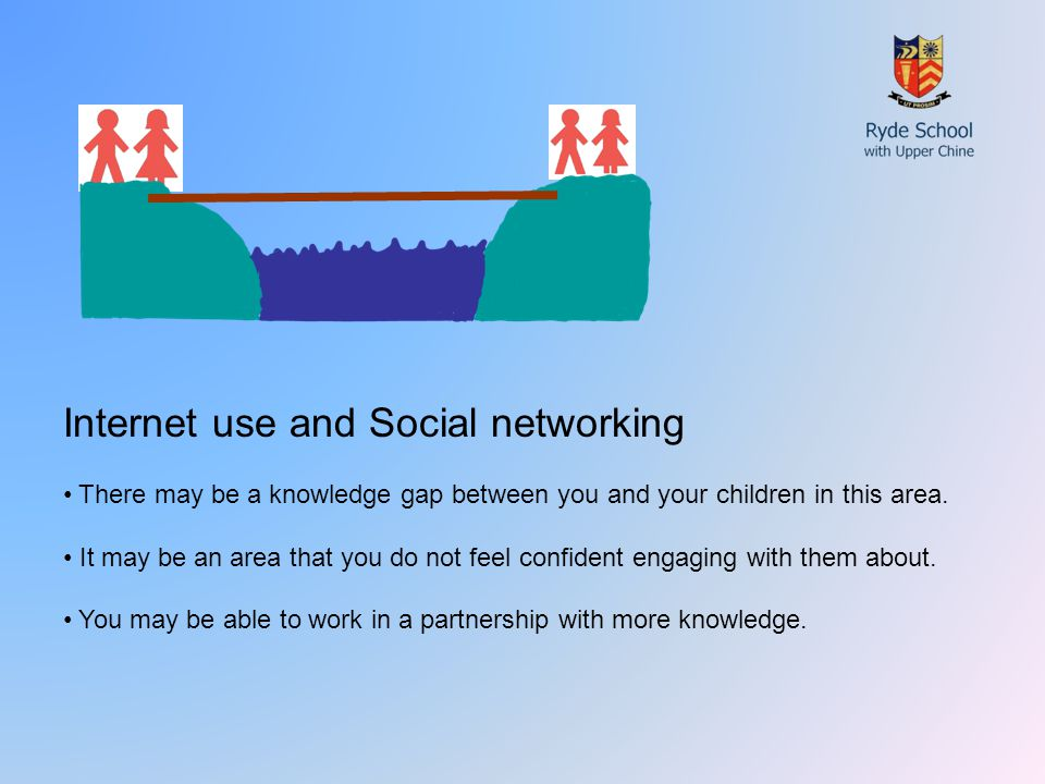 Benefits of the internet Educational games and programmes Research information The opportunity to communicate with people from all around the world The opportunity to share resources and ideas with people that have the same interests Shopping around the world without leaving your computer
