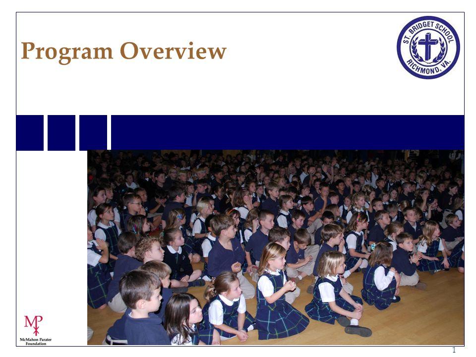 1 Program Overview