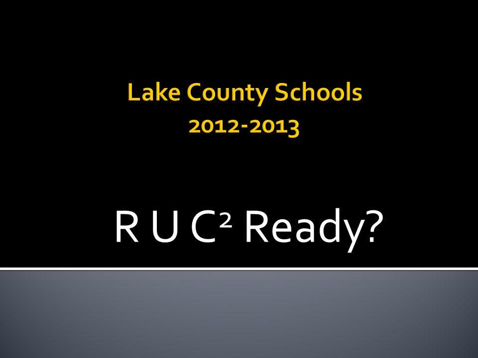 R U C 2 Ready?