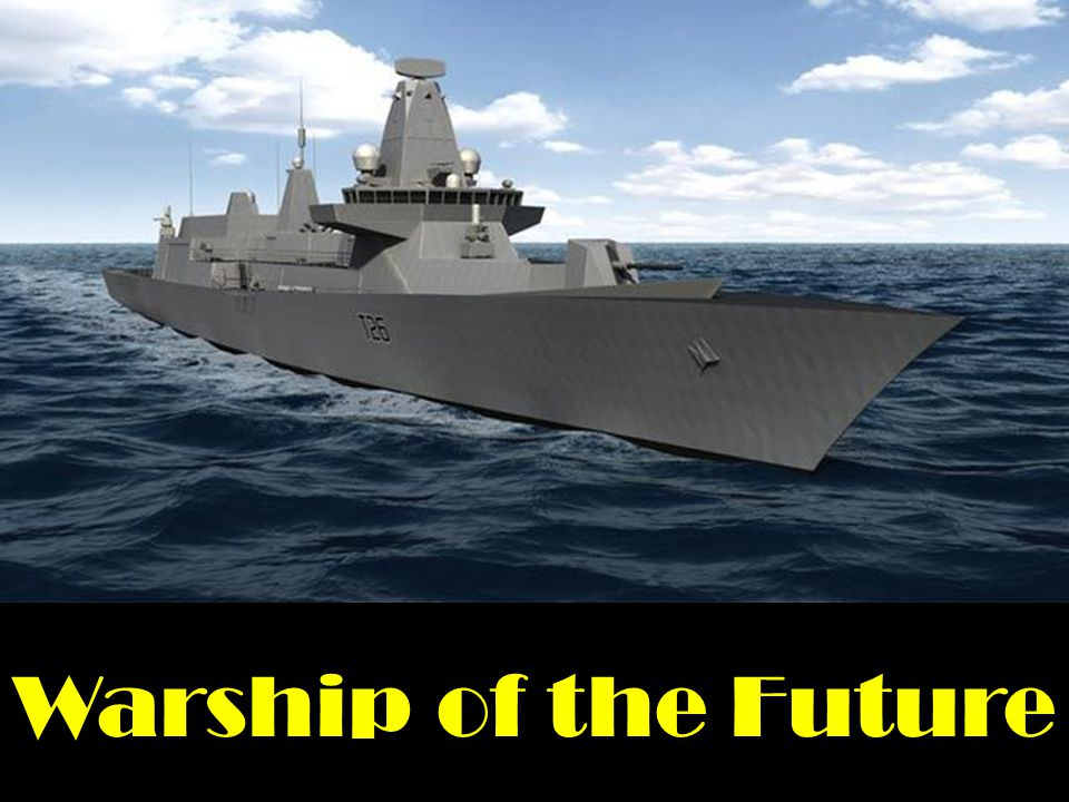 Warship of the Future
