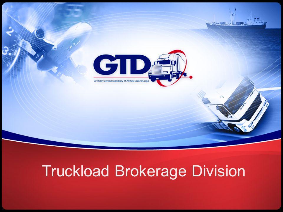 Truckload Brokerage Division