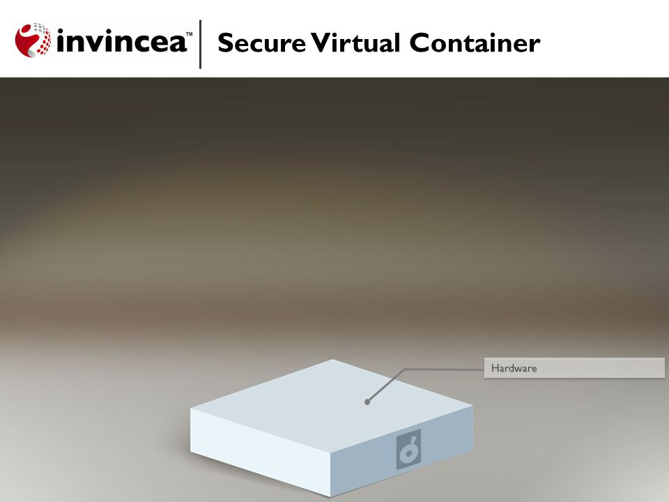 Secure Virtual Container Hardware