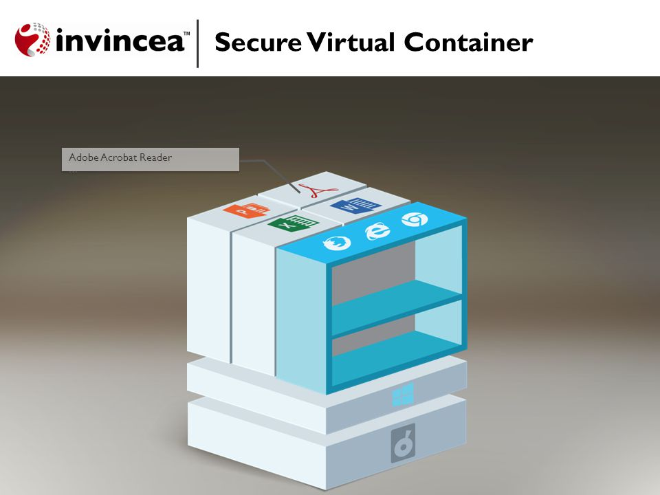 Secure Virtual Container Adobe Acrobat Reader … Adobe Acrobat Reader …