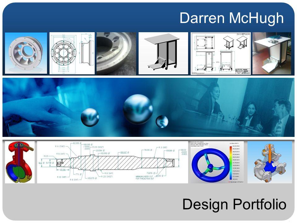 Darren McHugh Design Portfolio