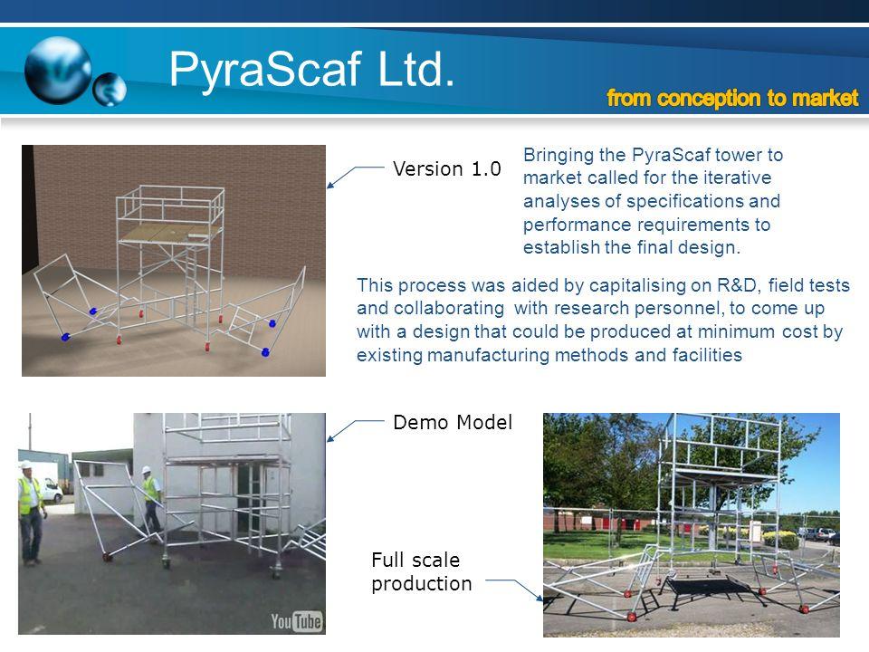 PyraScaf Ltd.