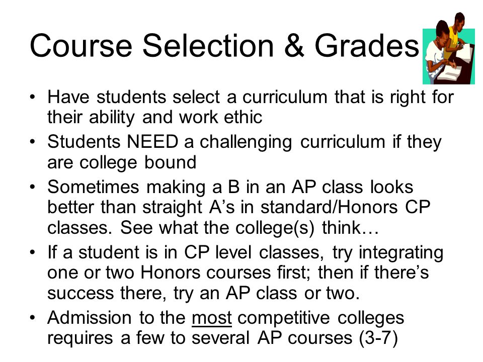 ACT test- 2 or 4 year colleges Curriculum based test- English, Math, Reading, Writing, and Science sections Score range is 1-36 for each section All colleges require ACT + Writing for admissions To register, pick up registration info.
