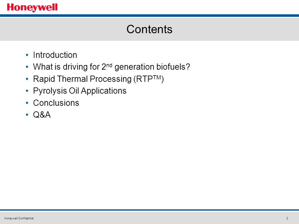 Pyrolysis Oil Applications