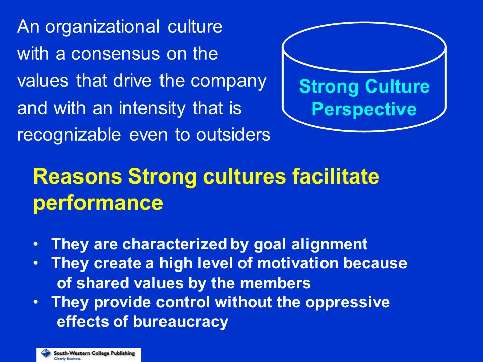 Situations That May Require Cultural Changes Merger or acquisition Employment of people from different countries Reasons That Change Is Difficult Assumptions are often unconscious Culture is deeply ingrained and behavioral norms and rewards are well learned