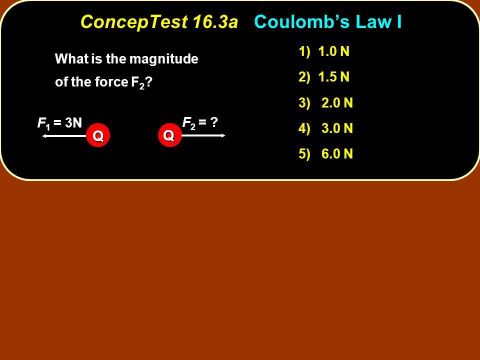 Q Q F 1 = 3N F 2 = .