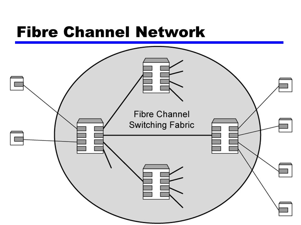 Fibre Channel Network