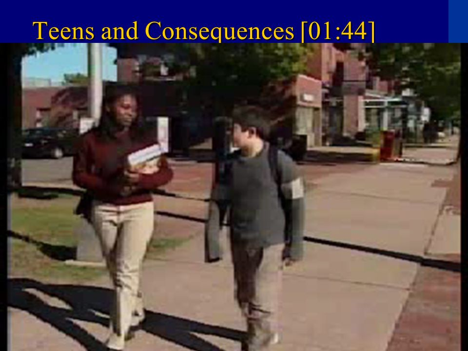CIVICS IN PRACTICE HOLT HOLT, RINEHART AND WINSTON17 Teens and Consequences [01:44]