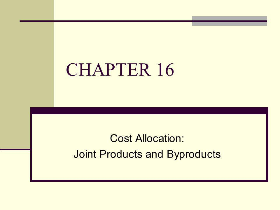 16-2 To accompany Cost Accounting 12e, by Horngren/Datar/Foster.