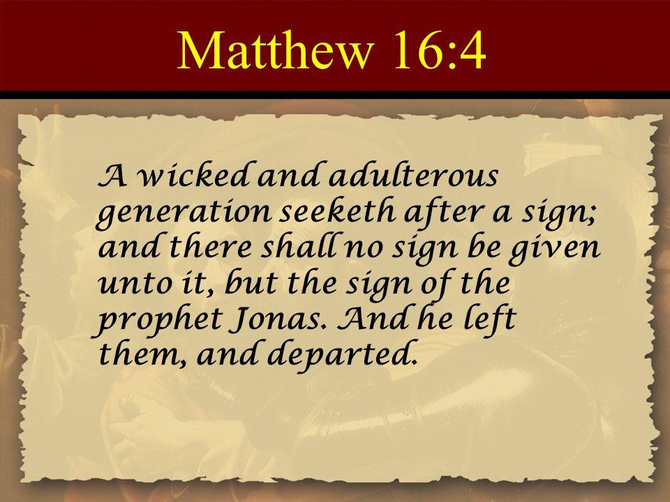 Matthew 16:15 He saith unto them, But whom say ye that I am?