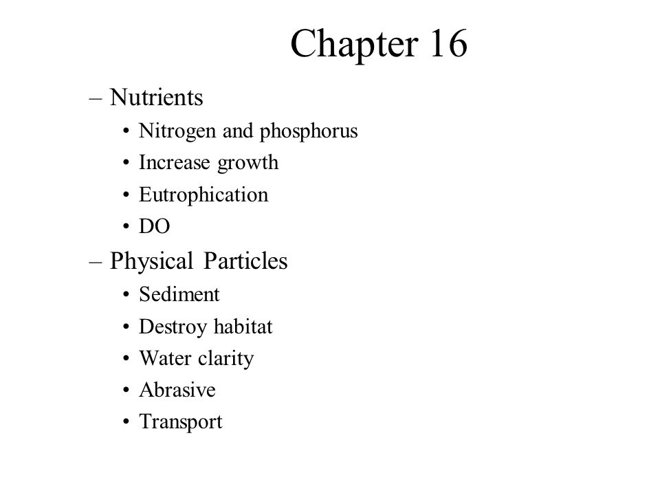 Chapter 16 How clean is clean.–Cannot eliminate all pollution –Law of Diminishing Returns.