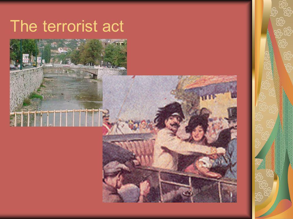 The terrorist act