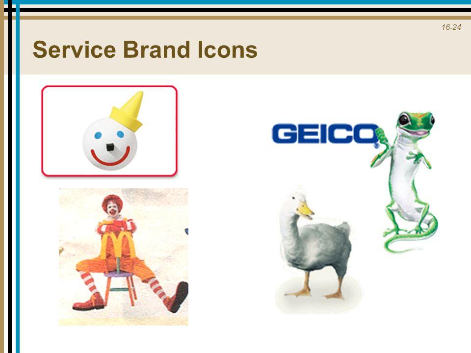 16-24 Service Brand Icons