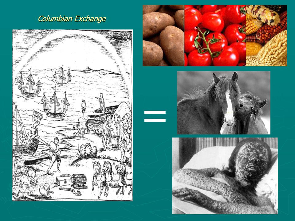 = Columbian Exchange