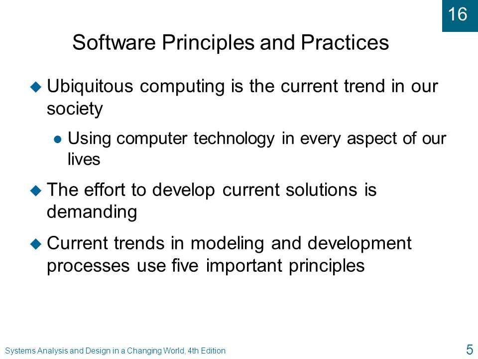 16 Systems Analysis and Design in a Changing World, 4th Edition 36 Scrum Software Development Process (Figure 16-10)