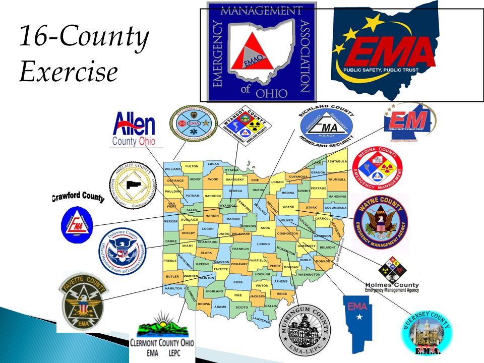 16-County Exercise