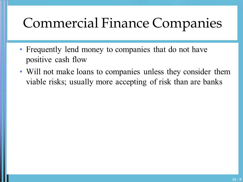 16 - 10 Factoring Factoring—a form of accounts receivable financing where the receivables are sold, at a discounted value, to a factor The factor buys the client's receivables outright, without recourse, as soon as the client creates them, by shipment of goods to customers Cash is made available to the client as soon as proof is provided (old-line factoring) or on the average due date of the invoices (maturity factoring)