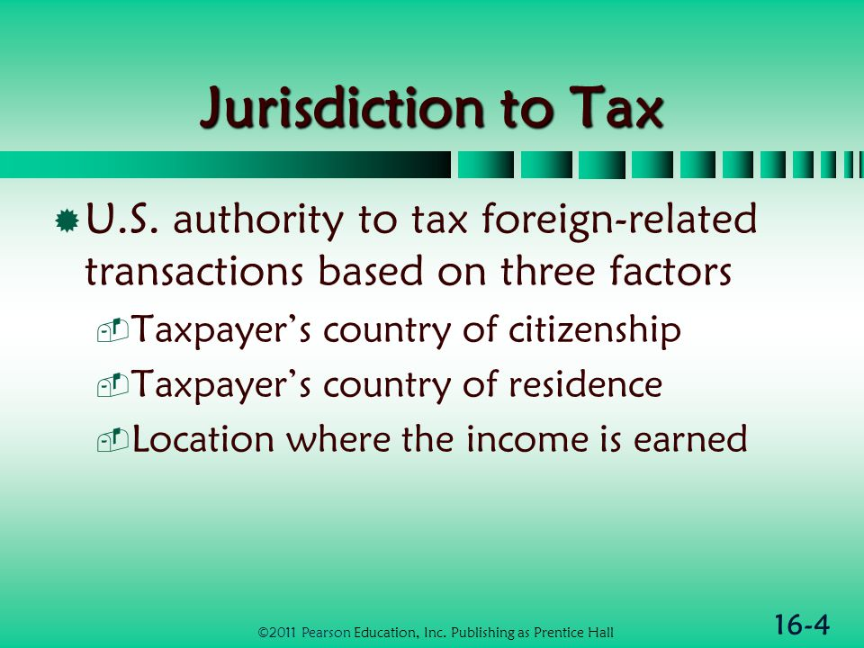 16-25 Foreign Corporations  If domestic corp owns  10% of foreign corp, domestic corp eligible for deemed paid credit for dividends received from foreign corp   10% domestic corp owner cannot claim DRD on non-USToB earnings  U.S.