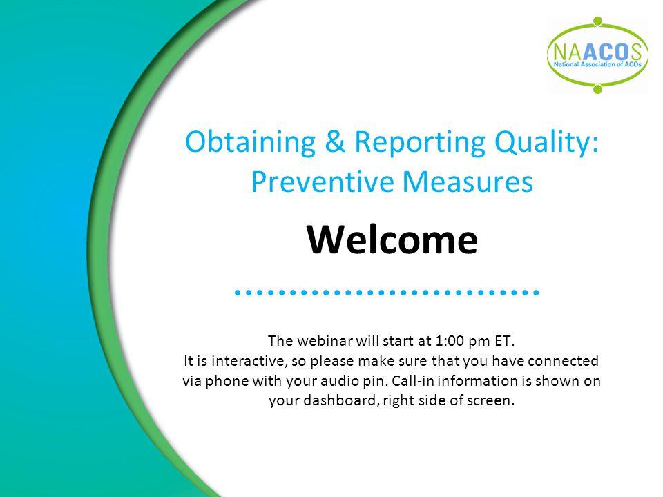 Challenges of ACO GPRO Reporting Competing Priorities Dynamic Metrics Patient Empanelment Capabilities