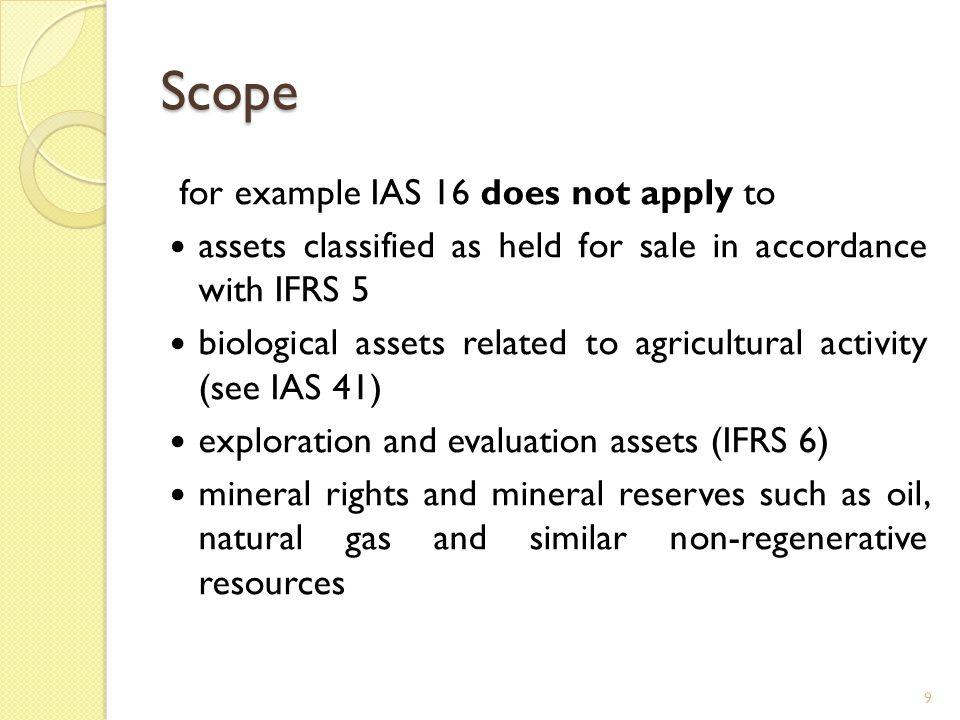 EXAMPLE: cost model vs revaluation model Year X5 Depreciation (Dr) Depreciation 12.000 (Cr )Accumulated depreciation 12.000 50