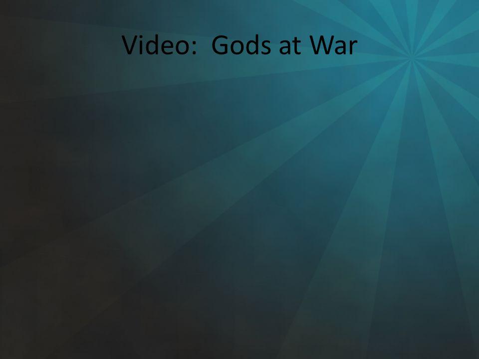 Video: Gods at War