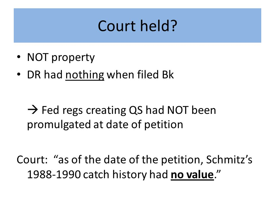 Court held.