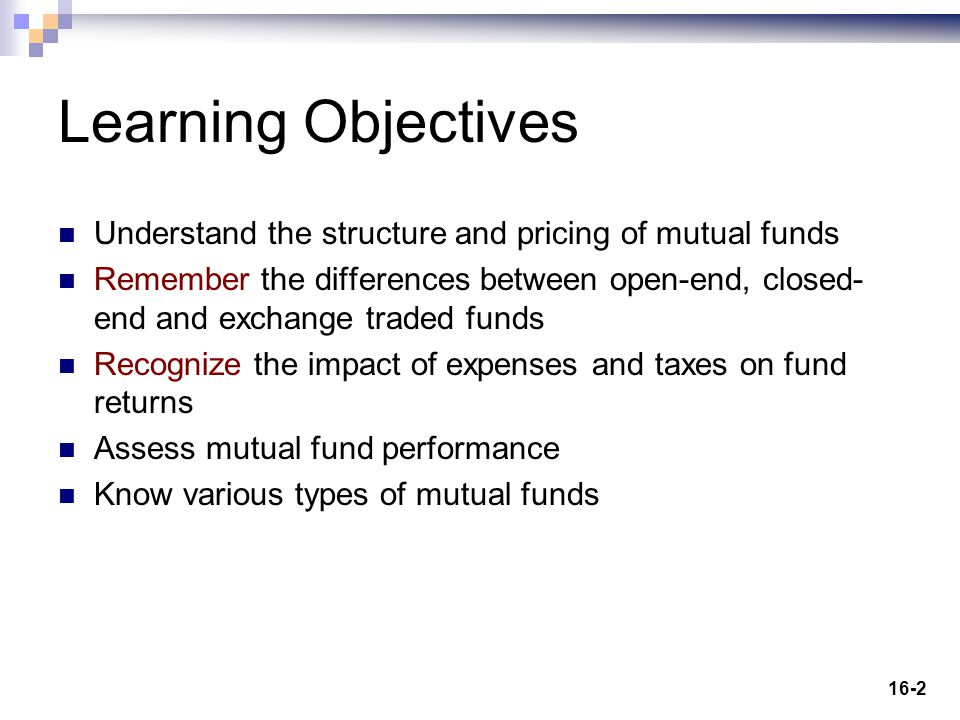 16-13 The Investment Company Industry : Fees Insert Figure 21-2 here.