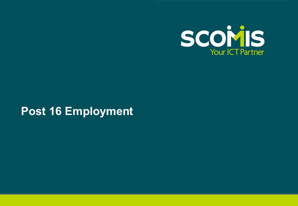 Post 16 Employment