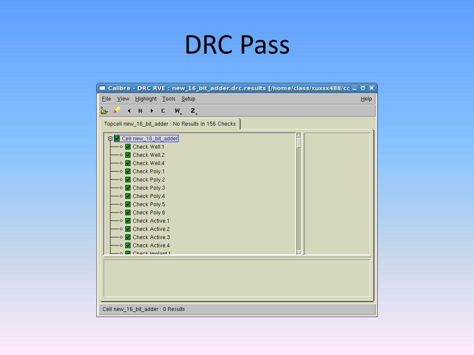 DRC Pass
