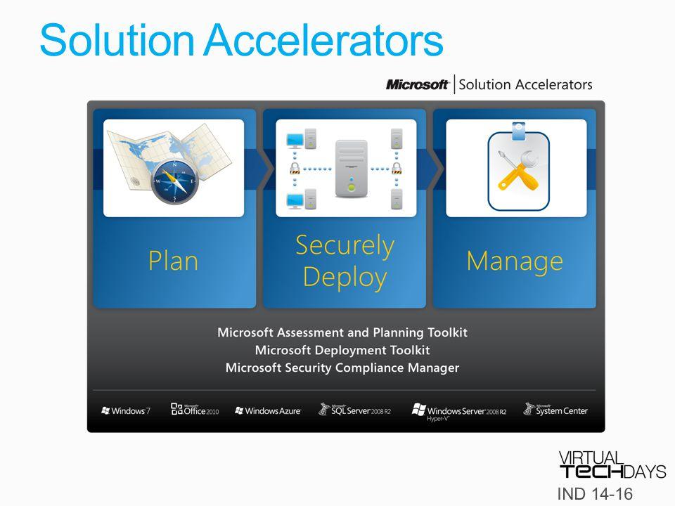 Solution Accelerators
